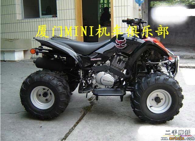 沙滩车跑车越野车 摩托车工厂 场地机动车