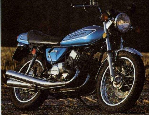 brake cable front for Kawasaki H1 500 Mach 3 # H1 # 1969-1972 54005-040