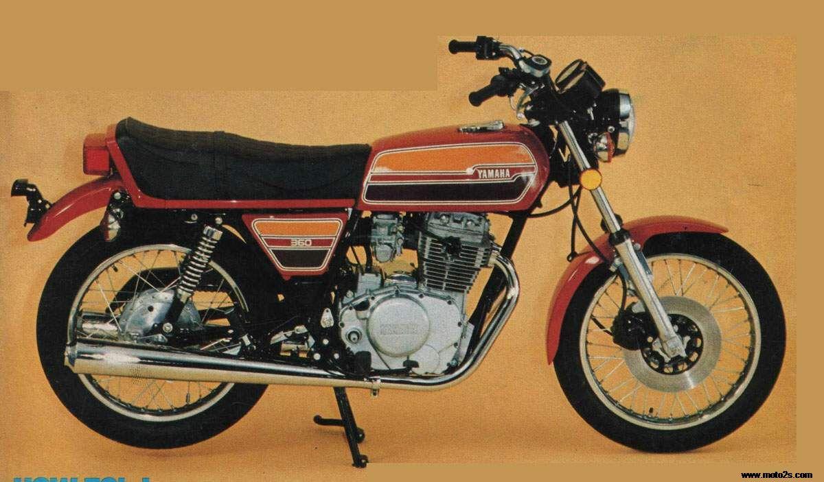 Luftfilter Yamaha XS 360