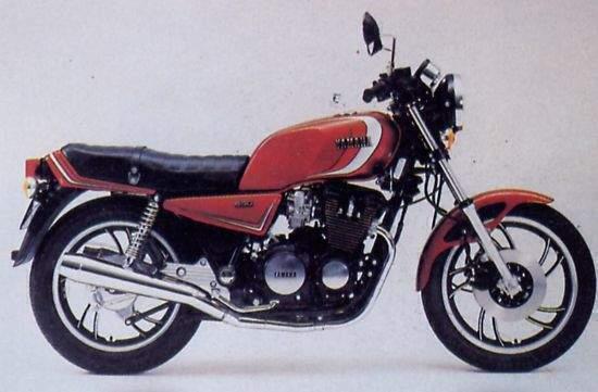 650 CC 1980 UK Model - Front Brake Lever Stop Switch Yamaha XJ 650