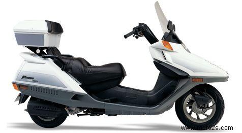 春风大绵羊250踏板摩托车