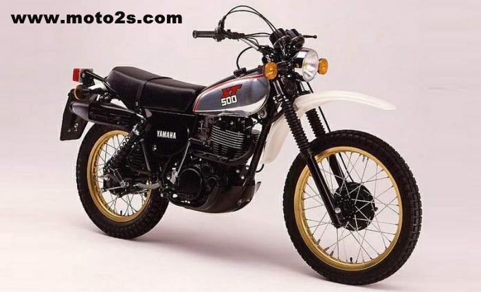 Frame /& Covers Bolt Pack Yamaha XT500 Engine