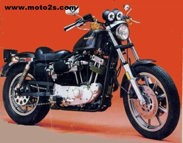 Other Motorcycle Accessories Harley-Davidson XR750 Fuel Tank ...