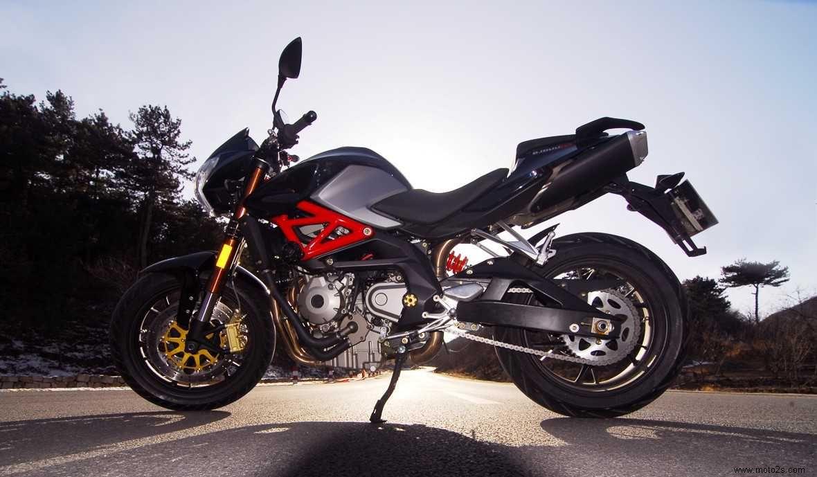 bj600黄龙600钱江贝纳利600cc摩托车欧三大排量摩托